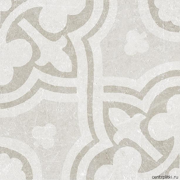 Materia Decor Leila White 20x20 пол