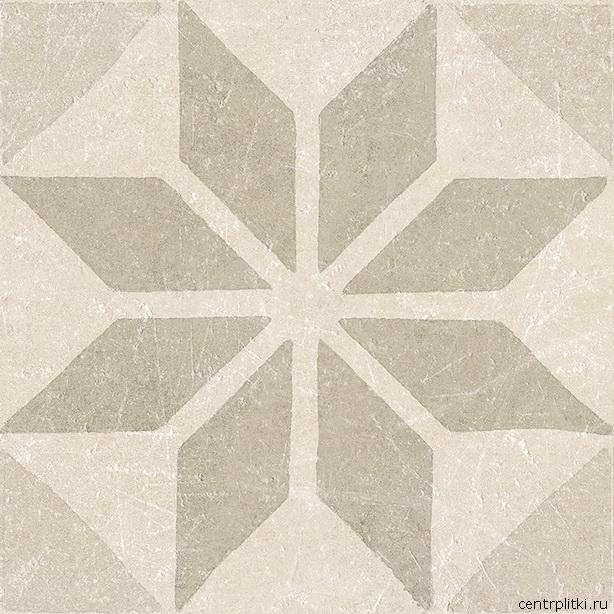 Materia Decor Star Ivory 20x20 пол