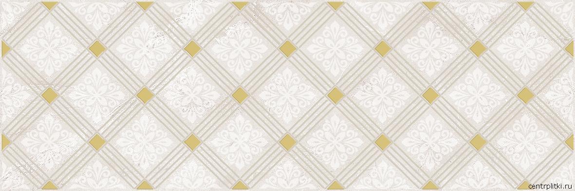 Royal Декор кофейный светлый 20x60