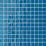 Темари Плитка настенная индиго (мозаика) 20047  29,8x29,8