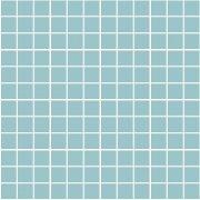 Темари Плитка настенная бирюза матовый (мозаика) 20070 29,8x29,8