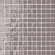Темари Плитка настенная серый (мозаика) 20050  29,8x29,8