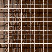 Темари темно-коричневый мозаика 20046  29,8x29,8