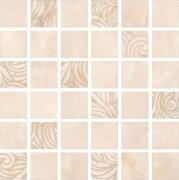 Вирджилиано Декор мозаичный беж MM11104 30x30