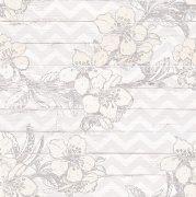 Шебби Шик Панно серый 1606-0007 60x60 (компл. из 3-х шт)