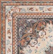 Мраморный дворец Декор ковёр угол лаппатированный HGD\\A174\\SG1550  40,2x40,2