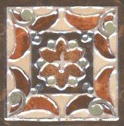 Мраморный дворец Вставка лаппатированный HGD\\A201\\SG1550L    7,2x7,2