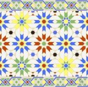 Fez Border 20x20 стена