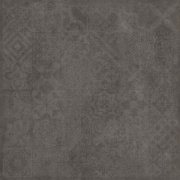 Dunkel dec. negro lap 60x60