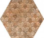 Abadia Decor Hexagonal 25x22 универсальная