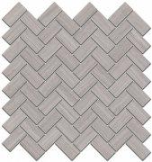 Грасси Декор серый мозаичный 190\\002  31,5x30