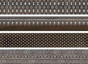 Про Вуд Керамогранит коричневый декорированный обрезной DL510400R 20x119,5
