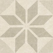 Materia Decor Star Ivory 20x20 пол