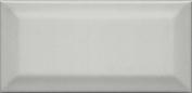 Клемансо Плитка настенная  серый грань  16053 7,4x15