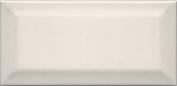 Клемансо Плитка настенная  беж грань 16051 7,4x15