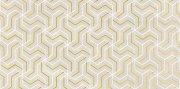 Crystal Fractal Декор бежевый 30x60