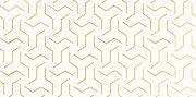 Crystal Fractal Декор белый 30x60