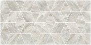 Echo Плитка настенная серый рельеф 30x60