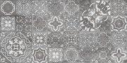 Concrete Vimp Декор тёмно-серый 30x60