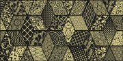 Tabu Bomond Декор чёрный 30x60