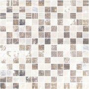 Extra Мозаика коричневый+бежевый 30x30