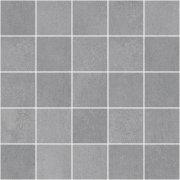Depo Декор мозаичный серый MM34042 25x25