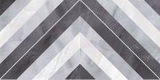 Prime Плитка настенная серый микс 34025 25x50