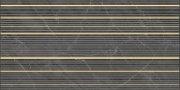 Olimpus Race Декор чёрный 25x50