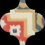 Арабески Майолика Декор орнамент OS\\A41\\65000 6,5x6,5