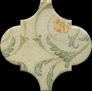 Арабески котто Декор орнамент OP\\A165\\65000 6,5x6,5