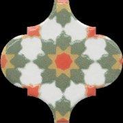 Арабески Майолика Декор орнамент OS\\A40\\65000 6,5x6,5