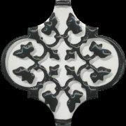 Арабески Декор глянцевый орнамент OS\\A26\\65000 6,5x6,5