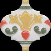 Арабески Майолика Декор орнамент OS\\A28\\65000 6,5x6,5