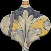 Арабески котто Декор орнамент OP\\A163\\65000 6,5x6,5