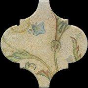 Арабески котто Декор орнамент OP\\A167\\65000 6,5x6,5