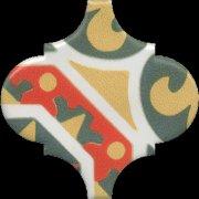 Арабески Майолика Декор орнамент OS\\A35\\65000 6,5x6,5