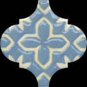 Арабески Майолика Декор орнамент OS\\A37\\65000 6,5x6,5